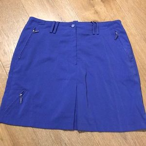 DKNYgolf skirt with built in shorts